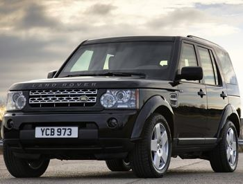 Land Rover TDV6 Turbo Diesel Remapping