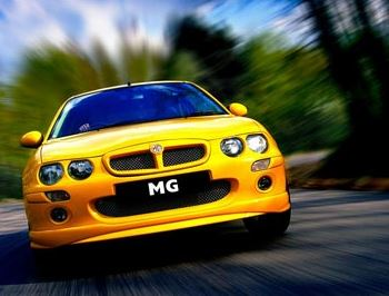 MG TD Turbo Diesel Remapping