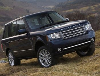 Range Rover TDV8 Turbo Diesel Remapping