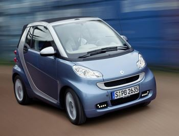 Smart CDi Turbo Diesel Remapping