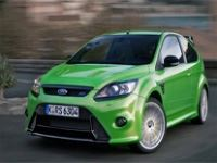 Ford Focus RS Tuning